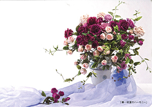 第33回 北海道深雪会 深雪アートフラワー合同展の画像