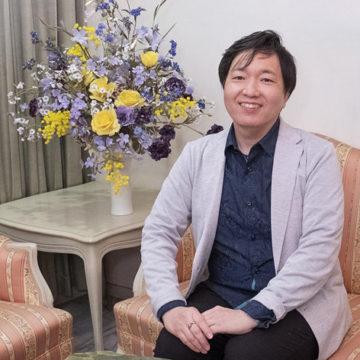 【旭化成ベンベルグホームページ】主宰インタビュー掲載の画像