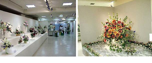 15周年記念 東北深雪会 深雪アートフラワー合同展