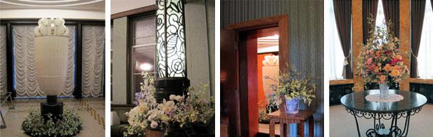 東京都庭園美術館「朝香宮グランドツアー 建物公開」装飾
