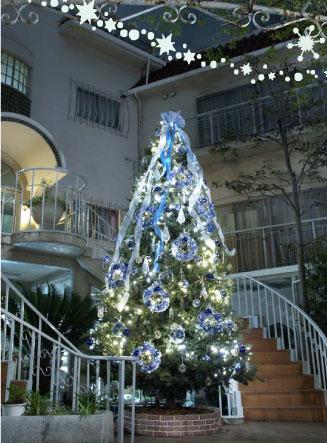 2012 クリスマスツリー登場