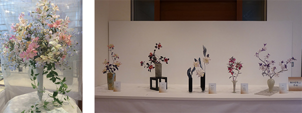 第41回 大阪深雪会 深雪アートフラワー合同展