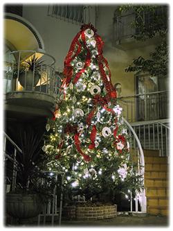2014クリスマスツリー登場