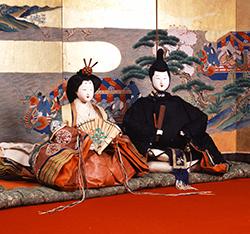 徳川美術館「尾張徳川家の雛まつり」展示