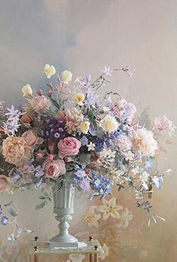 深雪アートフラワー展 花とともに ~春の宴~