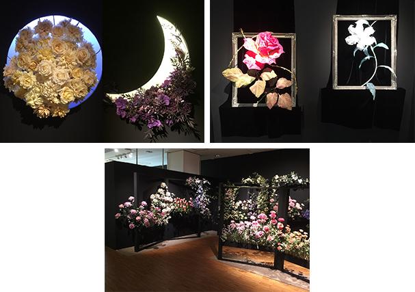 深雪アートフラワー70周年記念展 ~幻想花園~