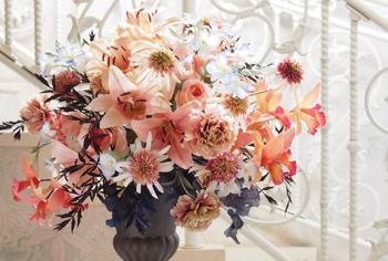 深雪アートフラワー展 花とともに ~暮らしの彩り インテリアの花~